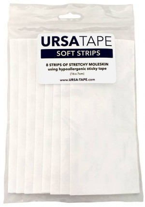 URSA TAPE - Soft Strips - 8 Large Strips