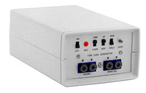 ES-263 Portable SMPTE Time Code Generator