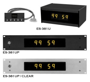 ES-381U 100 Minute Up / Down Timer