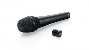 [4018V-B-B01] d:facto Vocal Microphone with DPA Handle, SuperCardioid