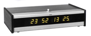 ES-456U SMPTE / EBU Timecode Display