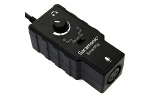 SmartRig audio adapter for GSM phone
