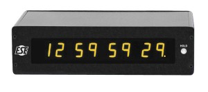 LX-463U SMPTE / EBU Timecode Display