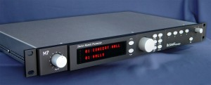 M7 Digital Reverb Processor