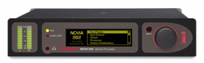 NOVIA Dual-Mode Stereo Audio Processor - Model 262