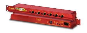 RB-DHD6 Headphone Distribution Amplifiers