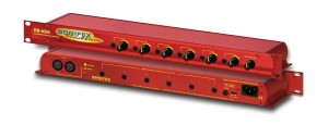 RB-HD6 Headphone Distribution Amplifiers