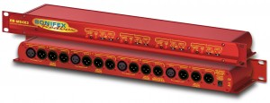 RB-MS4X3 Audio Distribution Amplifier