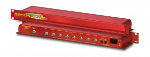 RB-VHDA8 Redbox - Video Distribution Amplifiers