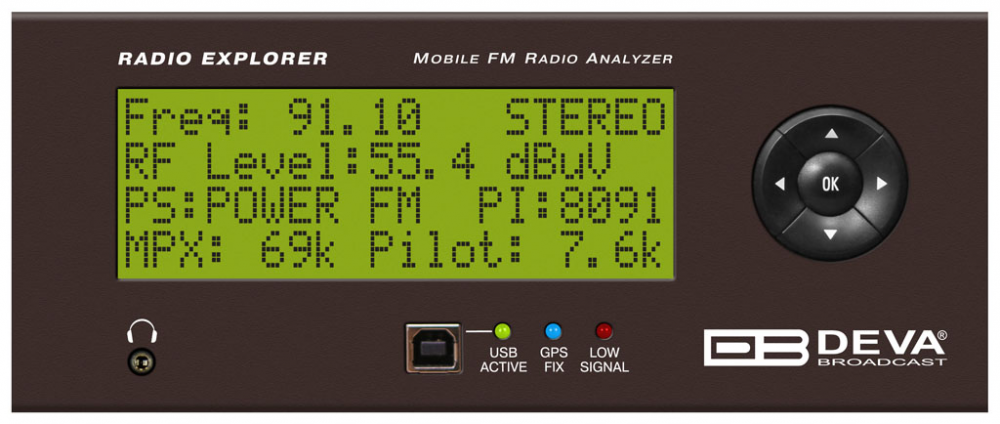 Radio Explorer - DEVA_BROADCAST - BRANDS