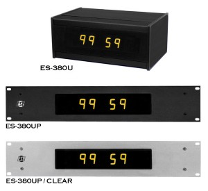 ES-380U 100 Minute Up / Down Timer