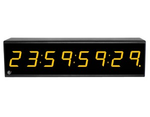 ES-493U SMPTE / EBU Timecode Display