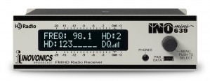 INOmini FM/HD-Radio™ Monitor / Receiver