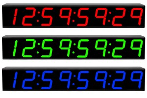 ES-978 SMPTE / EBU Timecode Display