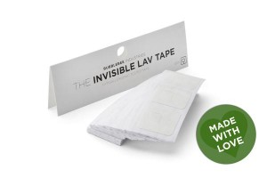 THE INVISIBLE LAV TAPE