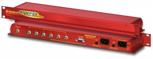 RB-DDA6W-2P Audio Distribution Amplifiers